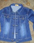 Katanka z jeansu 146 152