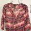 Różowa bluzka z falbankami Amisu M