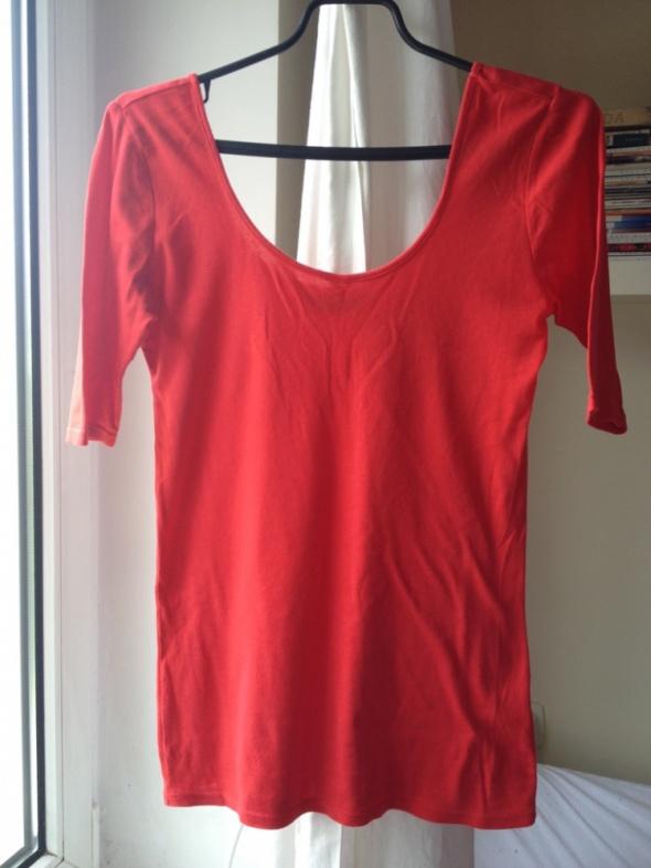 Czerwona bluzka Dorothy Perkins rozm 40