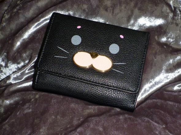 portfel kotek portmonetka nieduży...