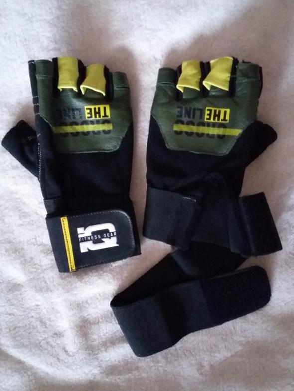 rękawiczki męskie treningowe na siłownię fitness gear