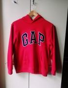 bluza GAP czerwona...