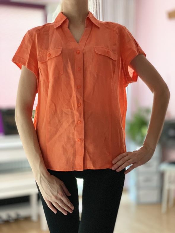 Koszule Bawełniana koszula