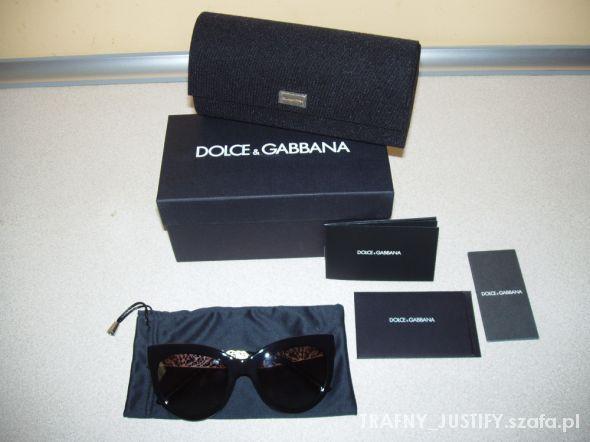 Okulary Dolce&Gabbana Filigrana