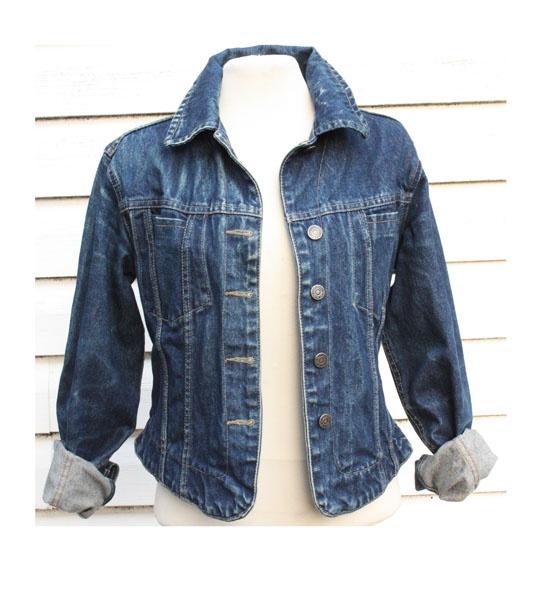 Odzież wierzchnia Kurtka katana jeans Next