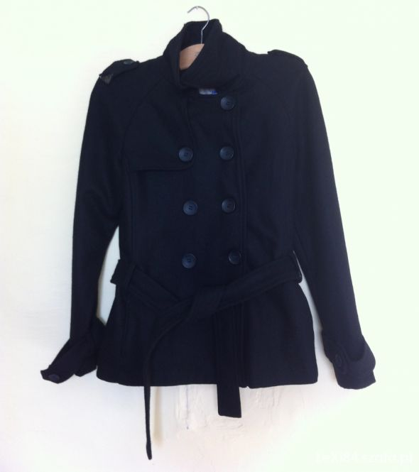 Odzież wierzchnia Nowy dwurzędowy płaszcz Diverse