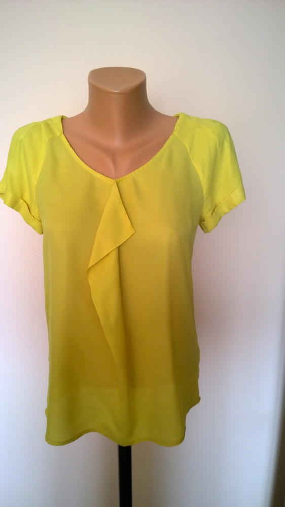 bluzka yellow XS S