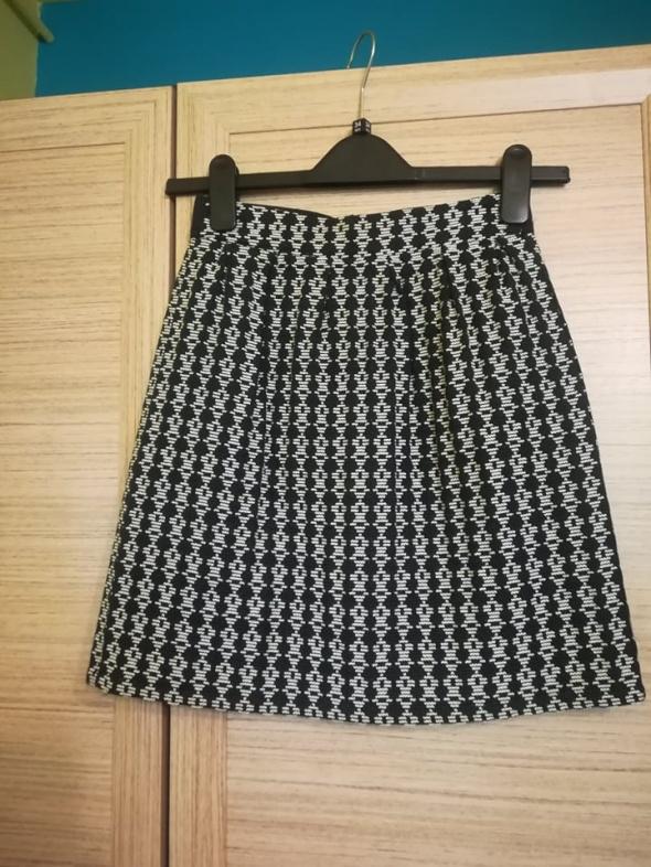Spódnica Reserved w pepitkę XS