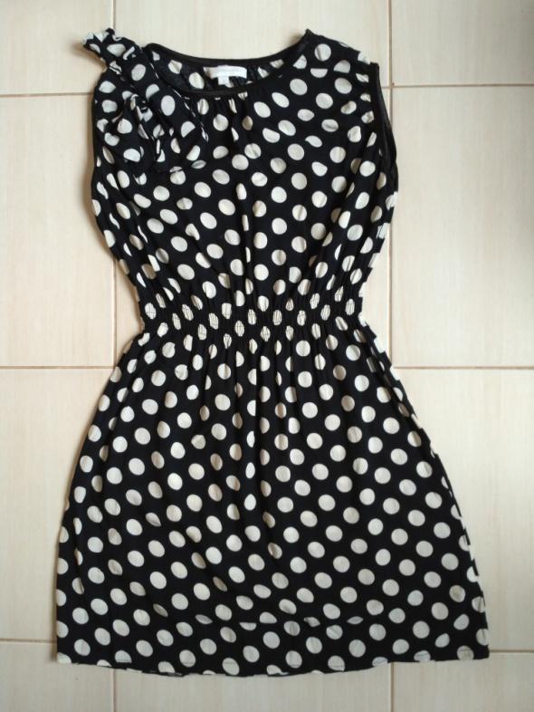 sukienka w kropki groszki Glamorous 36