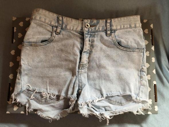 Idealne jeansowe szorty...