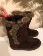 Buty śniegowce Emu zimowe ocieplane...