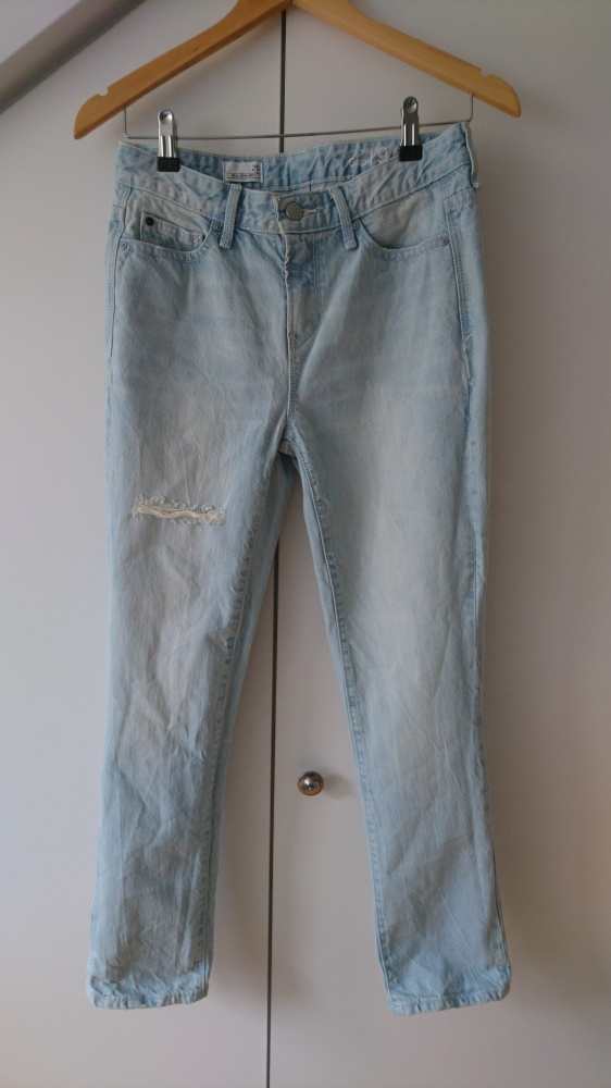 Spodnie GAP 1969 real straight jeans 25...