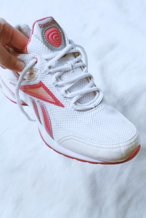 Sportowe buty reebok Easytone