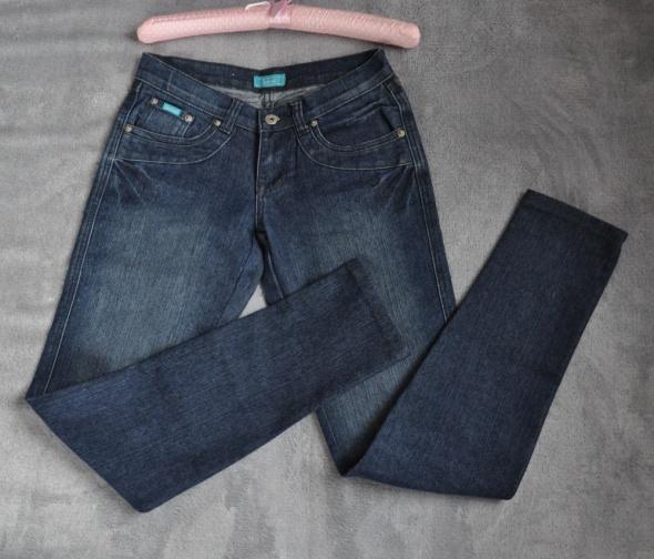 Splash jeansy rurki 36 albo 38