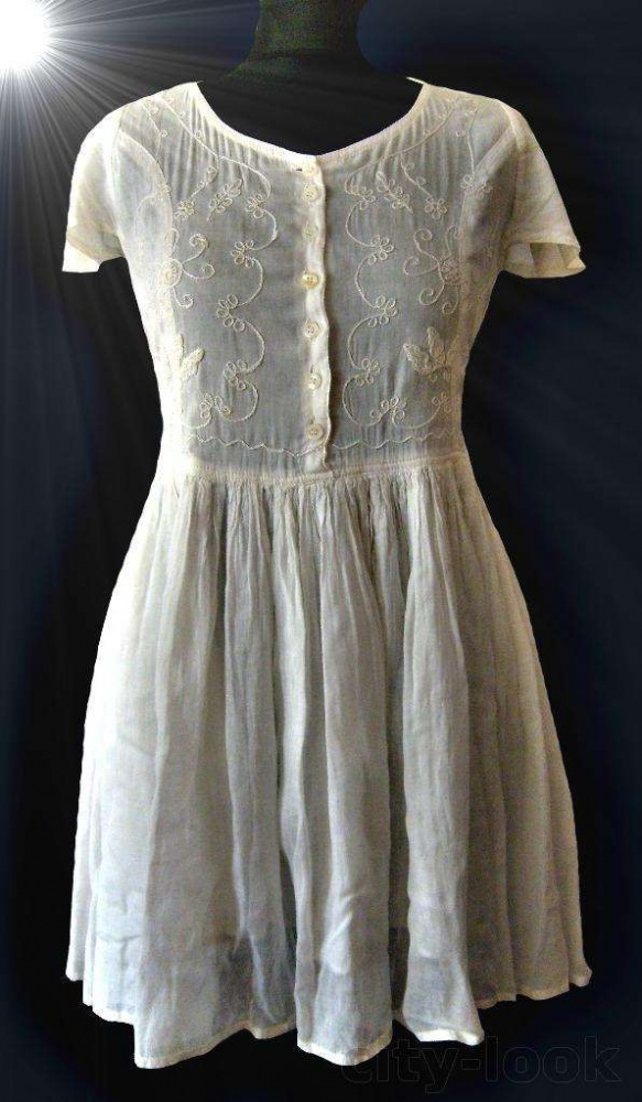 Tunika mini sukienka mgiełka r 3840