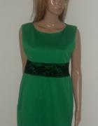 Zielona Sukienka Roz L...