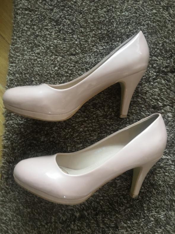 Śliczne buty damskie jak nowe 40