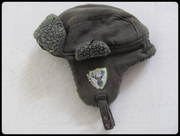 COOLCLUB czapka zapinana pod brodą rozmiar 52