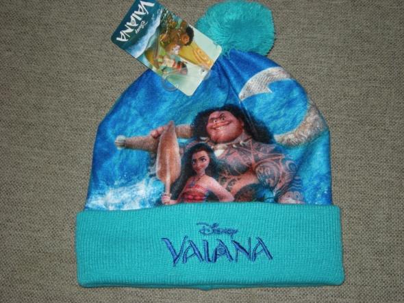 Nowa Vaiana czapka dziecięca rozmiar 54