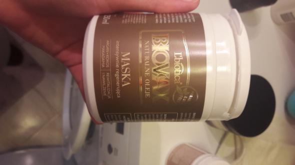 Maska do włosów Biovax naturalne oleje