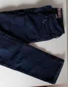 ciemne jeansy H&M petite 32 34...