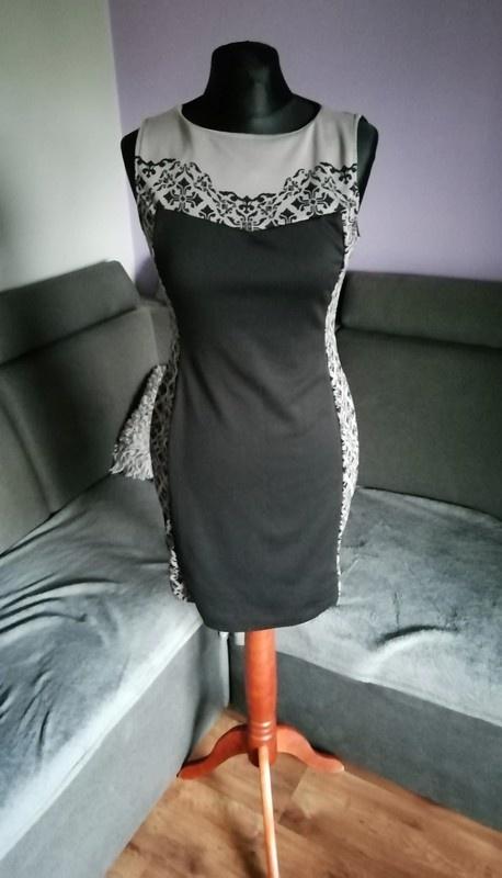 ołówkowa sukienka H&M