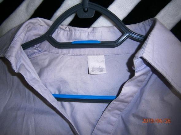 lawendowa koszula camaieu