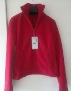 Super czerwona bluza...