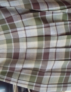 plisowana spódnica...