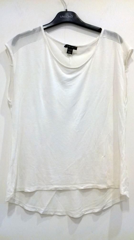 Koszulki kremowa bluzka Amisu 42