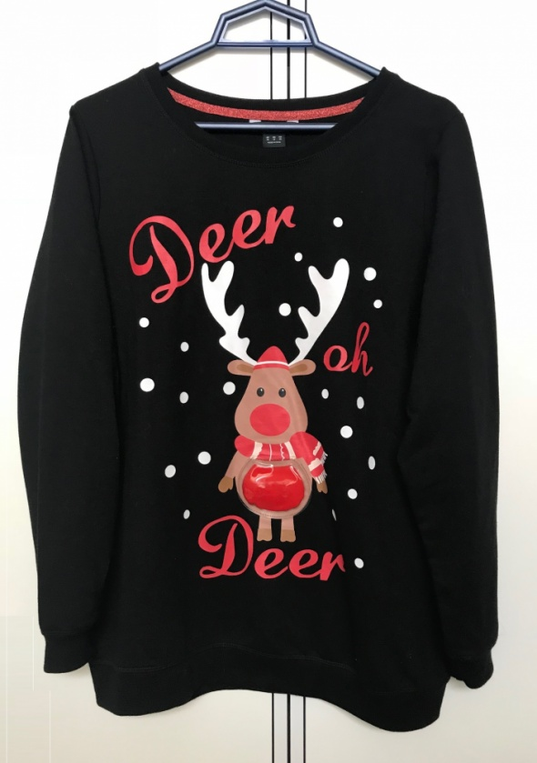 Święta świąteczna bluza...