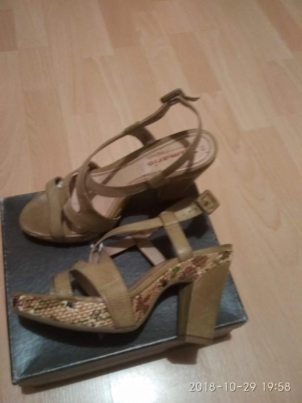 Sandały Sandały Tamaris