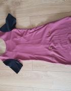 Sprzedam sukienke BERSHKA ozdobne zamki...