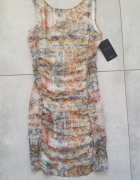 Nowa sukienka Zara Trafaluc S...