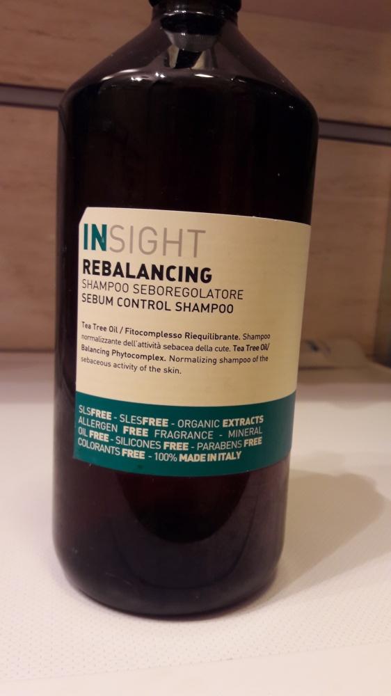 Szampon do włosów Insight Rebalancing 1l