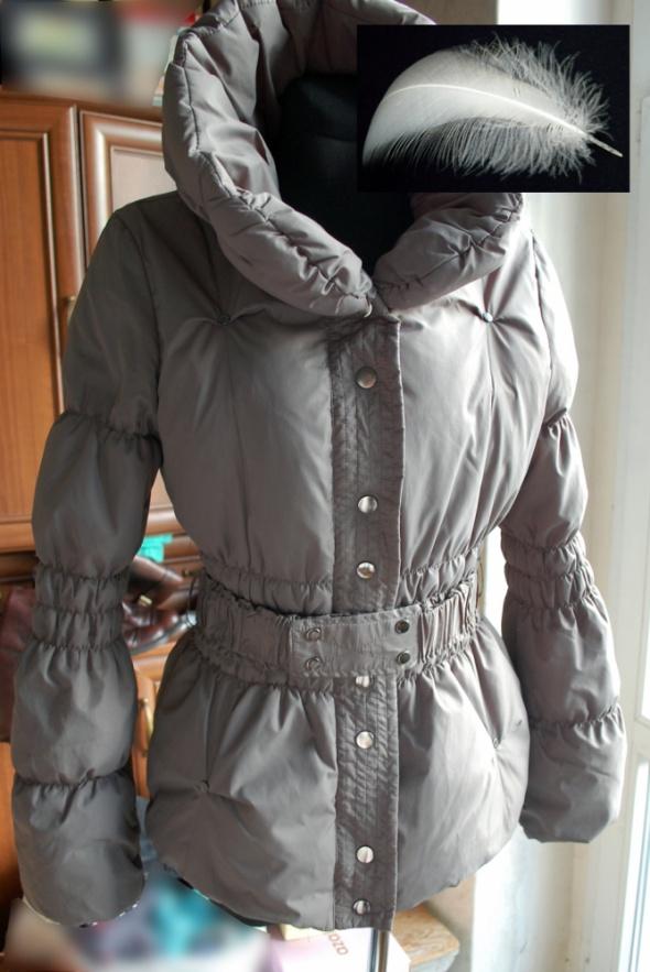 Puch i pierze cieplutka kurtka Vero Moda S