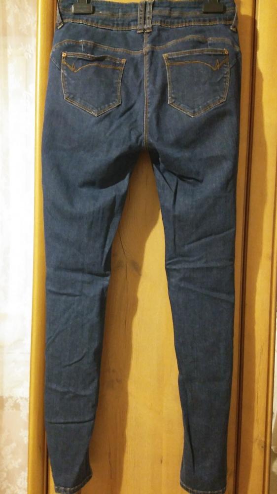 Spodnie Jeansy granatowe