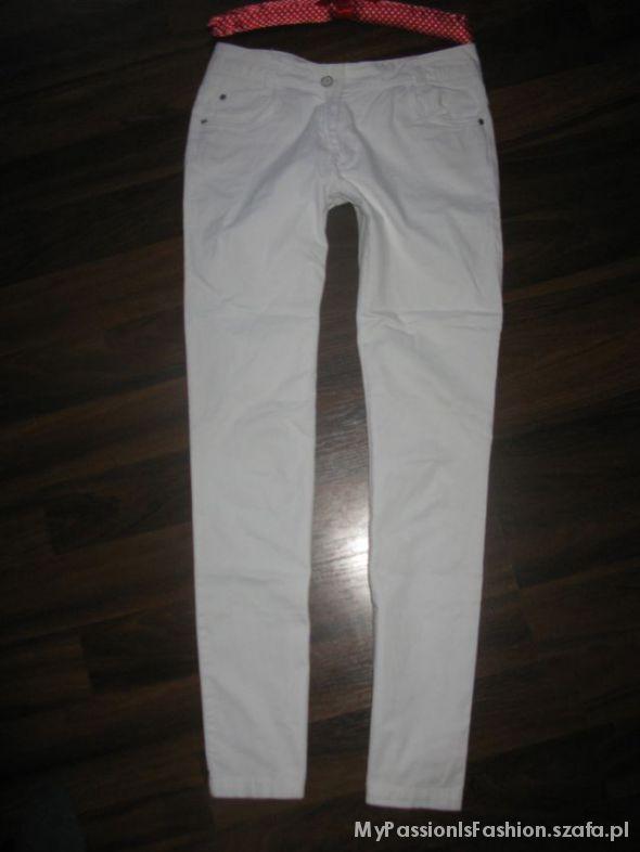 Spodnie Jeansy skinny M