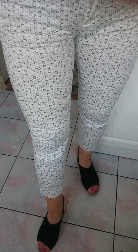 Nowe eleganckie spodnie S