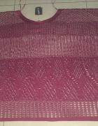 nowa siatkowa bluzeczka z metką...