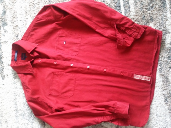 Koszule Tommy Hilfiger koszula S M