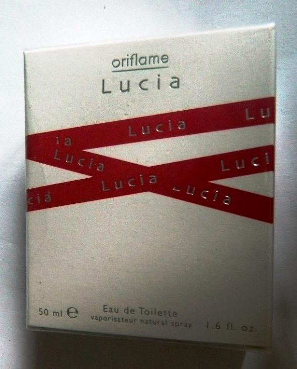 Lucia woda toaletowa Oriflame...