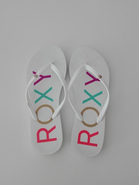 Japonki Roxy 36 białe