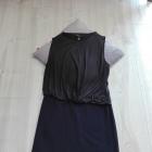 Elegancka sukienka do pracy Mango M 38