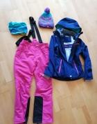 Strój narciarski Brugii