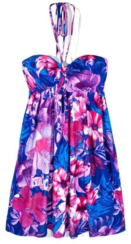 Sukienka Hawajska