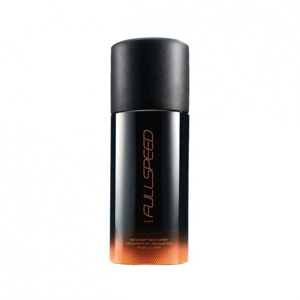 Dezodorant do ciała w sprayu Full Speed dla Pana