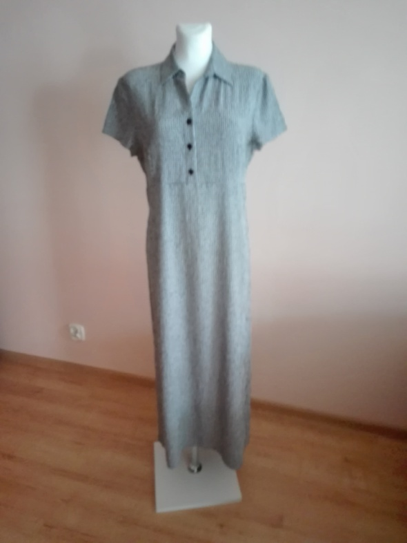 długa letnia sukienka
