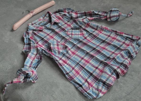 TU koszula kratka śliczna 38 M