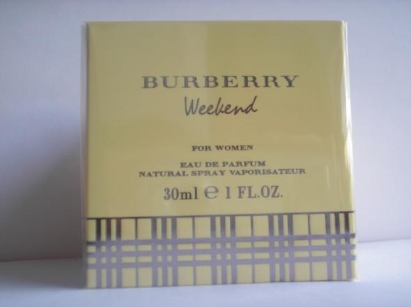 Damska woda perfumowana Burberry Weekend 30 ml...